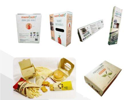 นวัตกรรมฟางข้าวอินทรีย์: ผลิตภัณฑ์จากบ้านสามขา จังหวัดลำปาง