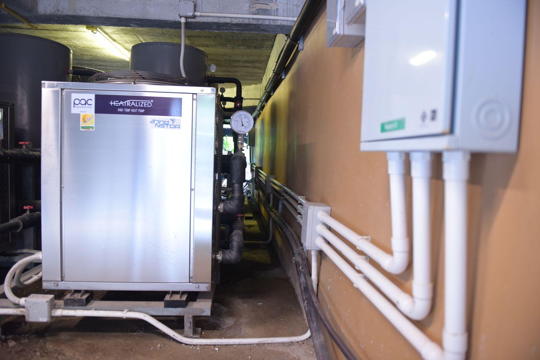 BCG พลังงาน ท่องเที่ยว กระบี่ Hotel Go Green