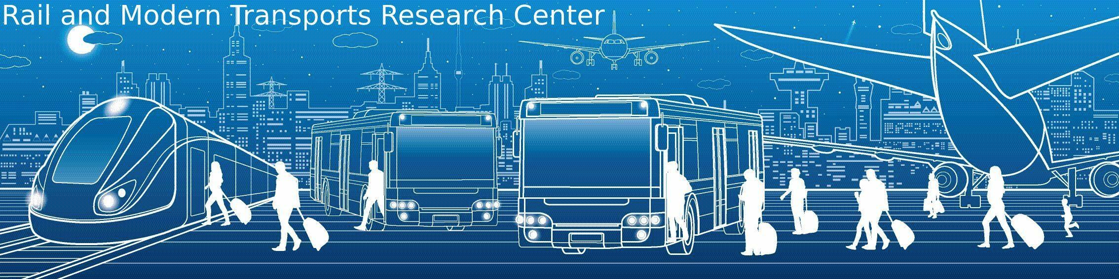 Rail and Modern Transports Research Center (RMT) : ศูนย์วิจัยเทคโนโลยีระบบรางและการขนส่งสมัยใหม่ สวทช.