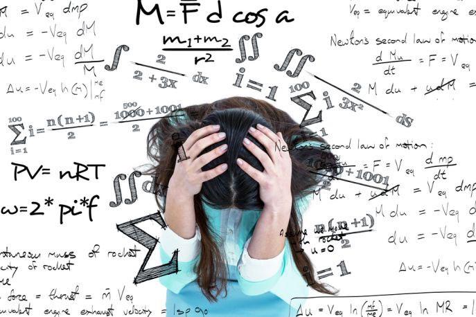 โรคกลัวคณิตศาสตร์แฝงอยู่ในพันธุกรรม