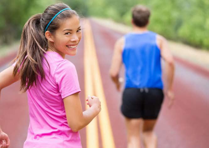 """""""วิ่ง"""" เพื่อเพิ่มพลังการจดจำของสมอง"""
