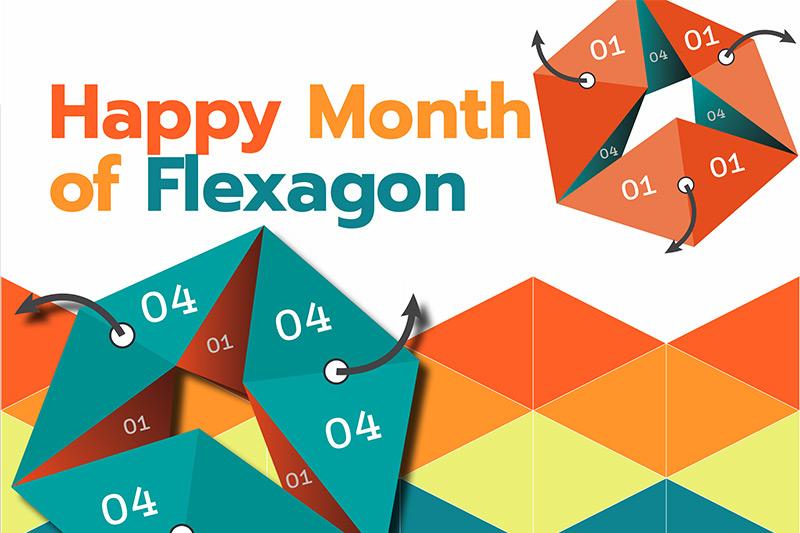 Happy Month of Flexagon